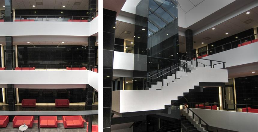 Kaunas Regional Court Building Interior